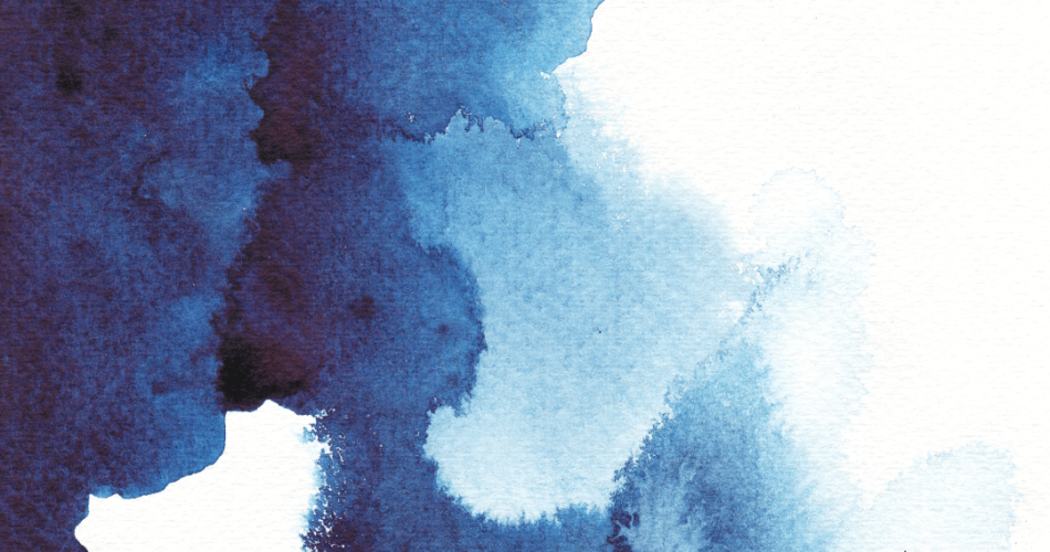 blue water color